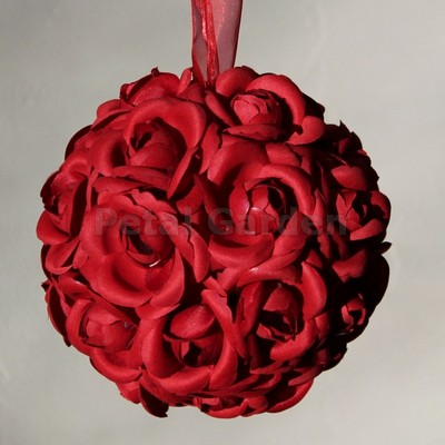 Kissing Ball by Petal Garden, 6 inch